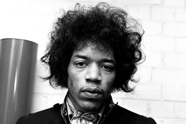 Jimi Hendrix Dead Estate Merchandise