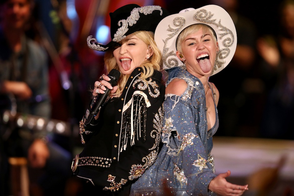 Madonna S Pussy