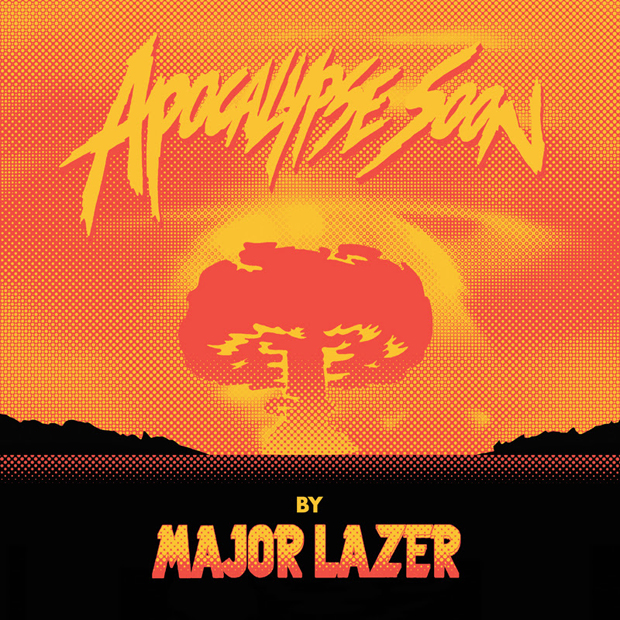 Major Lazer Apocalypse Soon EP Pharrell Cover Track List
