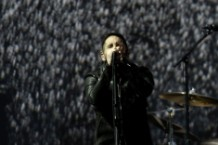 Grammys 2014, apology, sorry, Trent Reznor, Nine Inch Nails