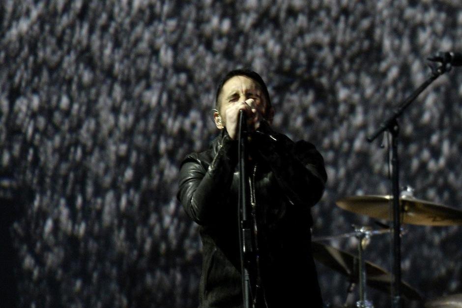Grammys 2014, apology, sorry, Trent Reznor, Nine Inch Nails