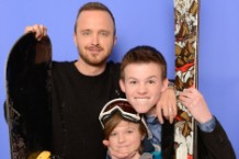 Aaron Paul Josh Wiggins Interview Hellion Jake Bugg Radiohead
