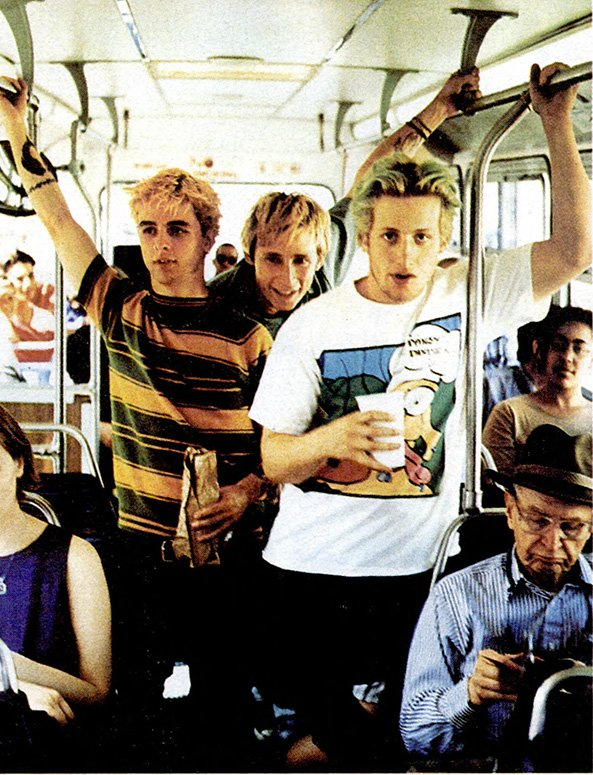 green day, dookie