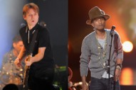 Franz Ferdinand Boss Implies Pharrell Stole His Riffs for Paloma Faith's New Single