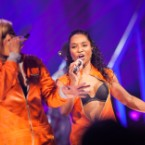 TLC Honor Left-Eye and Their Greatest Hits at Rare NYC Performance