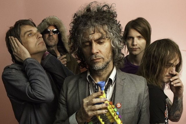 Flaming Lips, Record Store Tour, chocolate