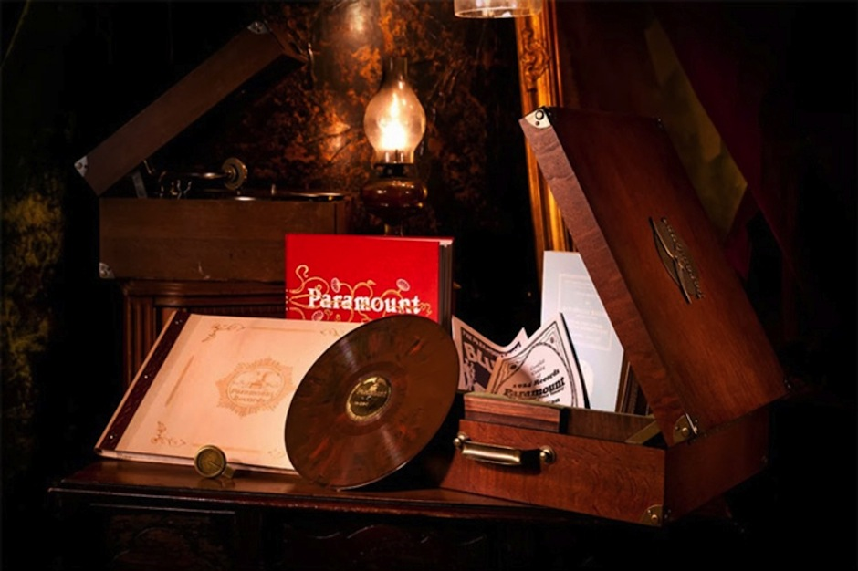 Jack White, Third Man Records, Paramount Records, box set, copyright