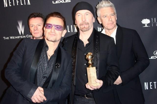 "U2, ""Invisible,"" (RED), Super Bowl"