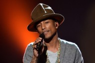 Pharrell Will Get 'Happy' at the 2014 Oscars