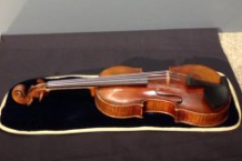 violin, Stradivarius violin, stolen, recovered