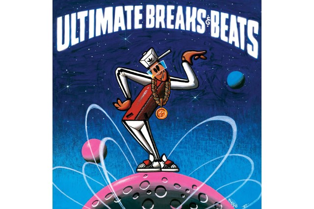 Read SPIN's Review of the 'Ultimate Breaks & Beats