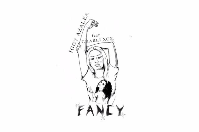 """Charli XCX, Iggy Azalea, """"Fancy"""""""