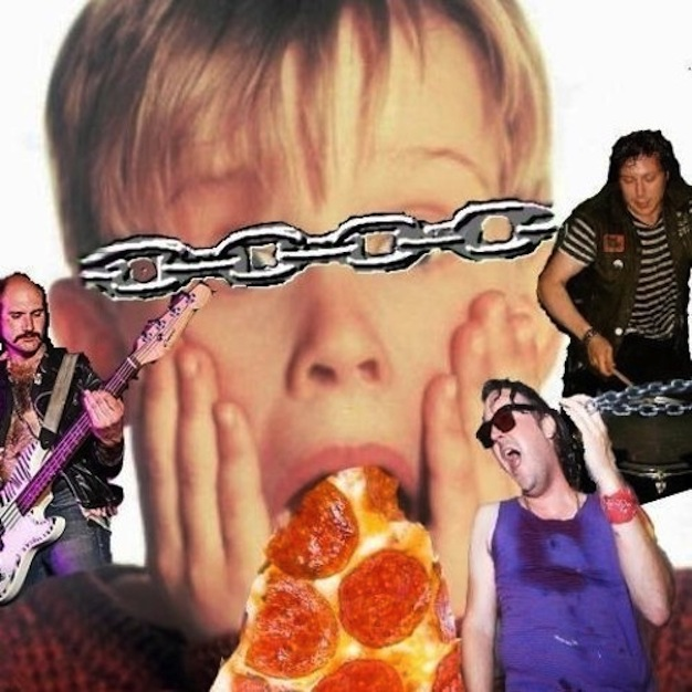 Personal and the Pizzas, Macaulay Culkin, Pizza Underground, Velvet Underground, Lou Reed