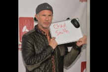 chad smith, red hot chili peppers, will ferrell, drum battle