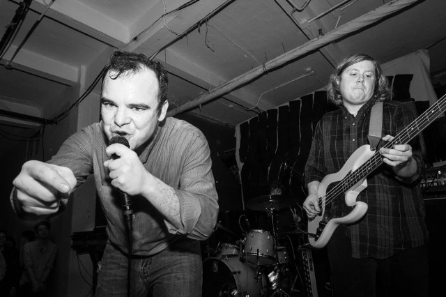 Future Islands at Floristree, Baltimore, February 8, 2014 / Photo by Josh Sisk