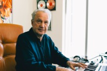 giorgio moroder, moogfest, giveaway