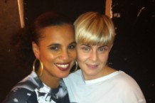 "Neneh Cherry, Robyn, ""Out of the Black,"" 'Blank Project'"