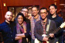 Seth Meyers Fred Armisen Late Night Les Savy Fav Band