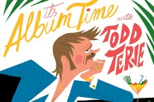 "Todd Terje, ""Delorean Dynamite,"" 'It's Album Time'"