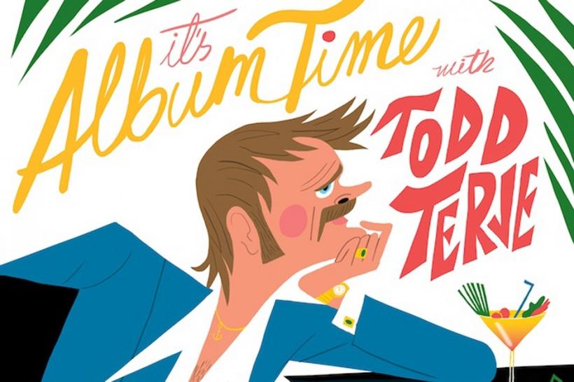 """Todd Terje, """"Delorean Dynamite,"""" 'It's Album Time'"""
