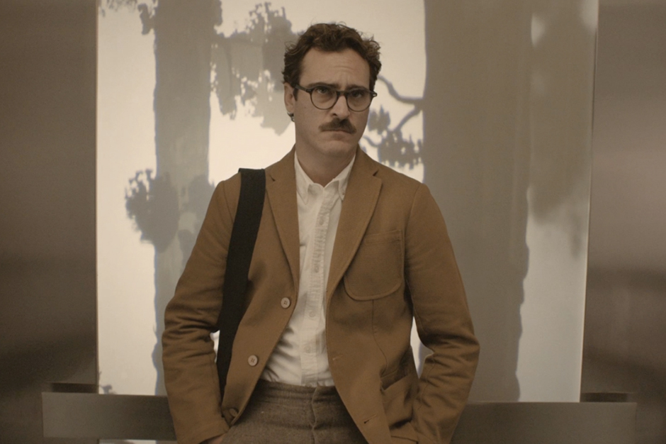 Joaquin Phoenix, Scarlett Johansson Play Karen O's 'Moon Song' in 'Her' Video