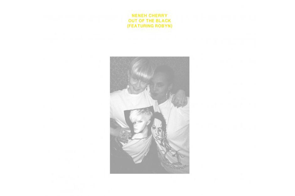 Neneh Cherry Robyn 'Out of the Black' Joe Goddard Remix