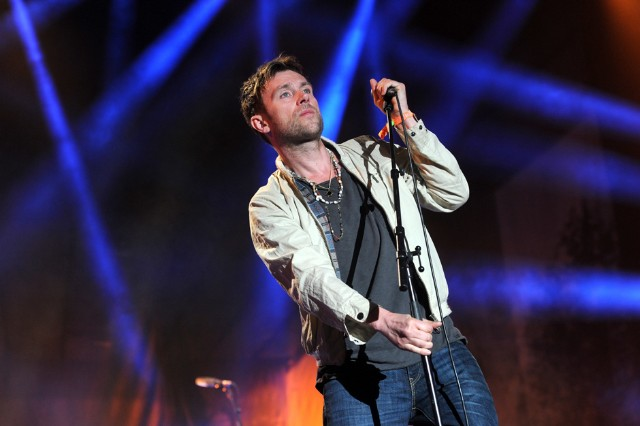 Damon Albarn 'Lonely Press Play' 'Season in the Sun' Stream BBC Session