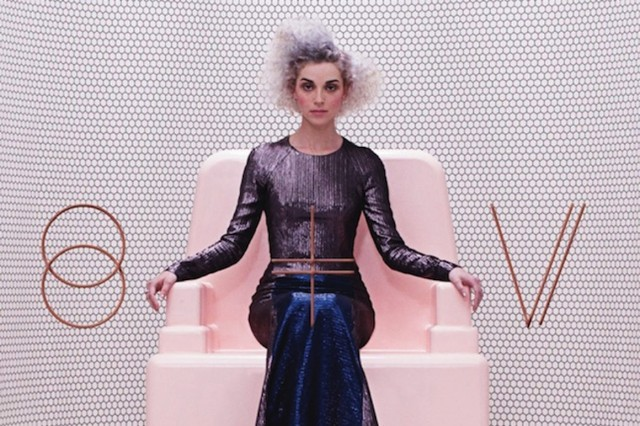 St. Vincent, new album, stream, Annie Clark