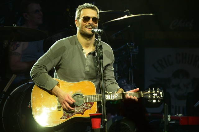 Eric Church The Outsiders Billboard Chart Sales Top Ten