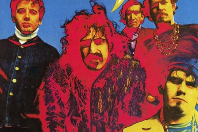 Frank Zappa, zit, bacteria, P. acnes Zappae