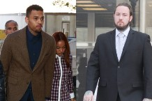 Chris Brown, Christopher Hollosy, Assault