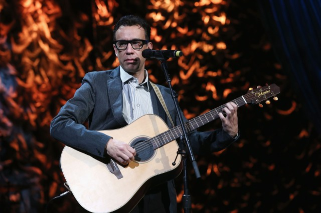 Fred Armisen's 'Late Night' Band Sounds Like This