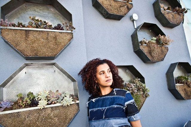 Neneh Cherry in Brooklyn, December 2013