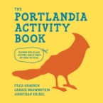 Punk Paint by Numbers and More 'Portlandia Activity Book' Fun