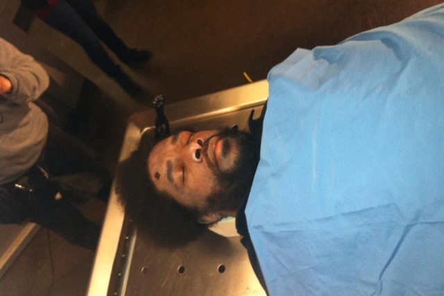 Questlove SVU Dead Body Law & Order Fantasy