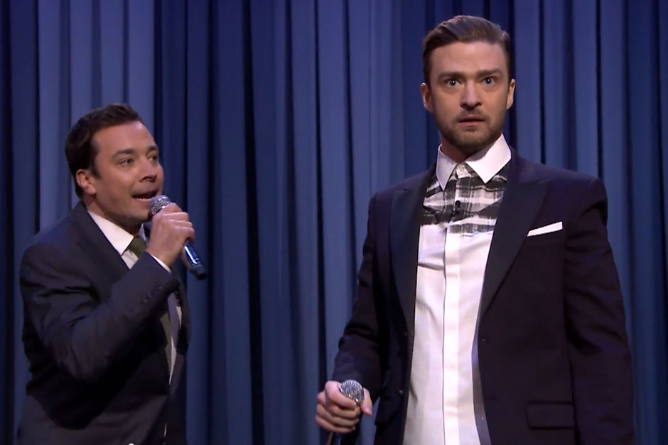 Here's Every Song in Justin Timberlake and Jimmy Fallon's 'History of Rap, Part 5'