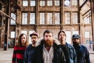 Watch Manchester Orchestra's Dark, Flickering Video for 'Top Notch'
