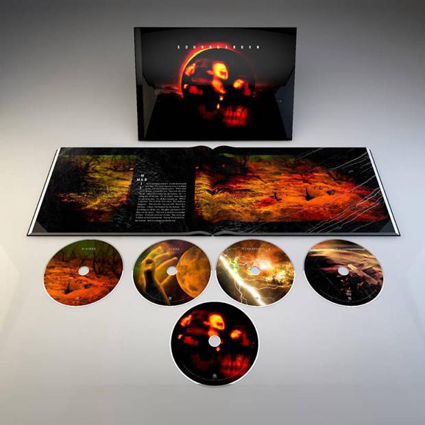 Even Blacker Days Soundgarden To Drop Superdeluxe