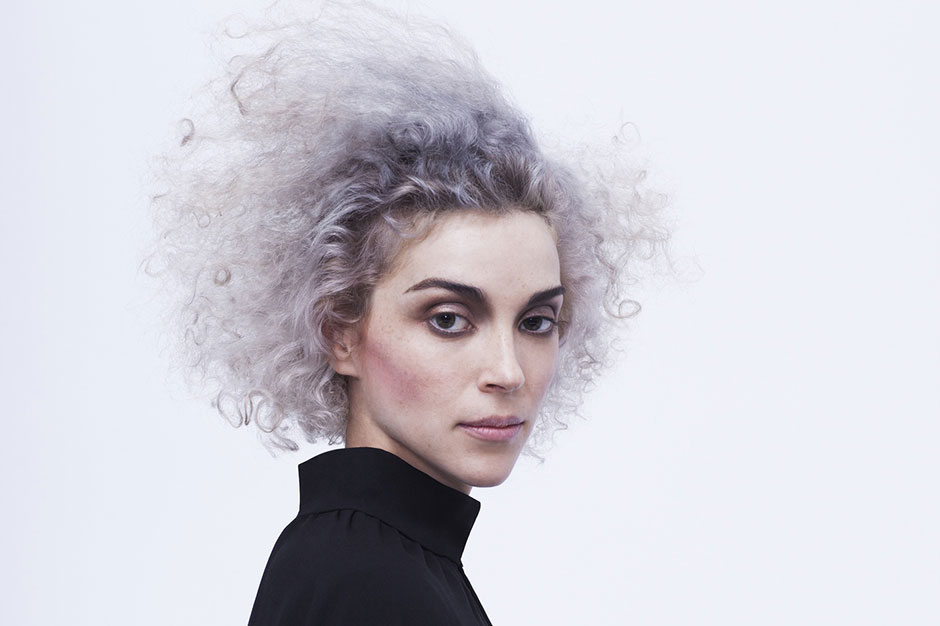 Annie Clark Burns Down the Boys' Club on the Poised, Effortless 'St. Vincent'