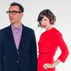 Carrie Brownstein and Fred Armisen Talk 'Portlandia,' Sleater-Kinney, and 'Late Night'