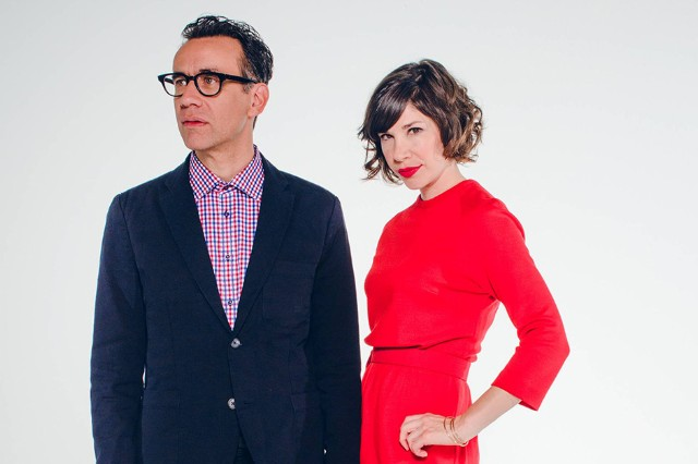 Carrie brownstein dating fred armisen