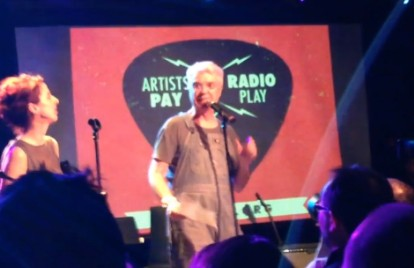 David Byrne Covered 'Just a Friend' So Biz Markie Can Get Paid