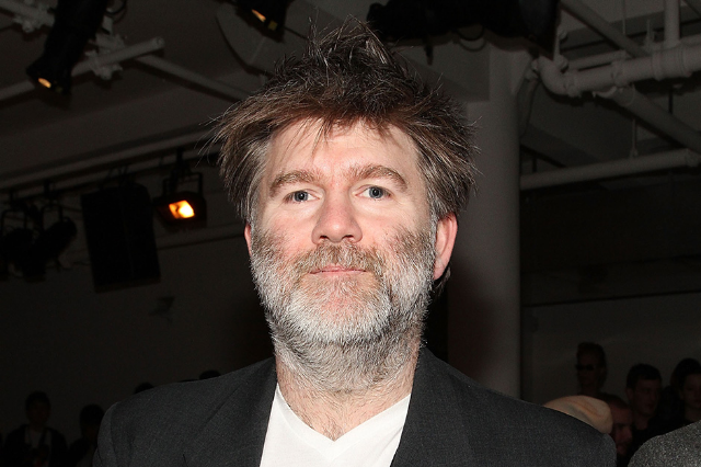 james murphy, coffee, lcd soundsystem