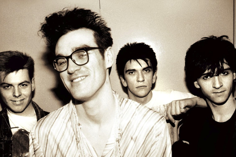 Smiths, Morrissey, website, interactive, timeline