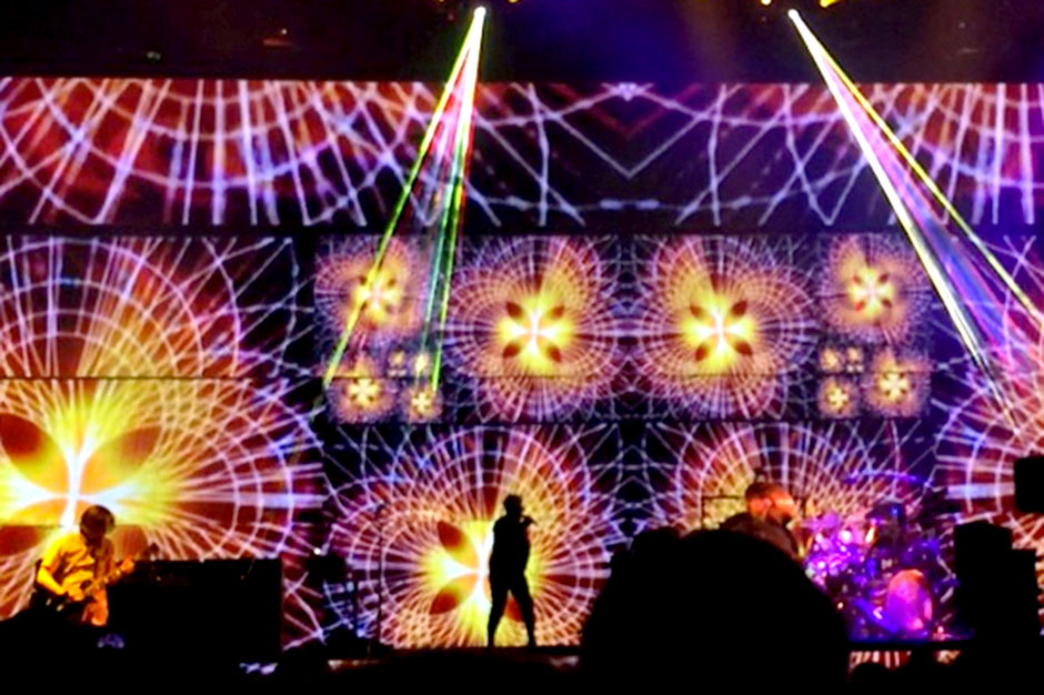 Tool Are Up to Their Old Pummeling, Mystifying Tricks at Spokane