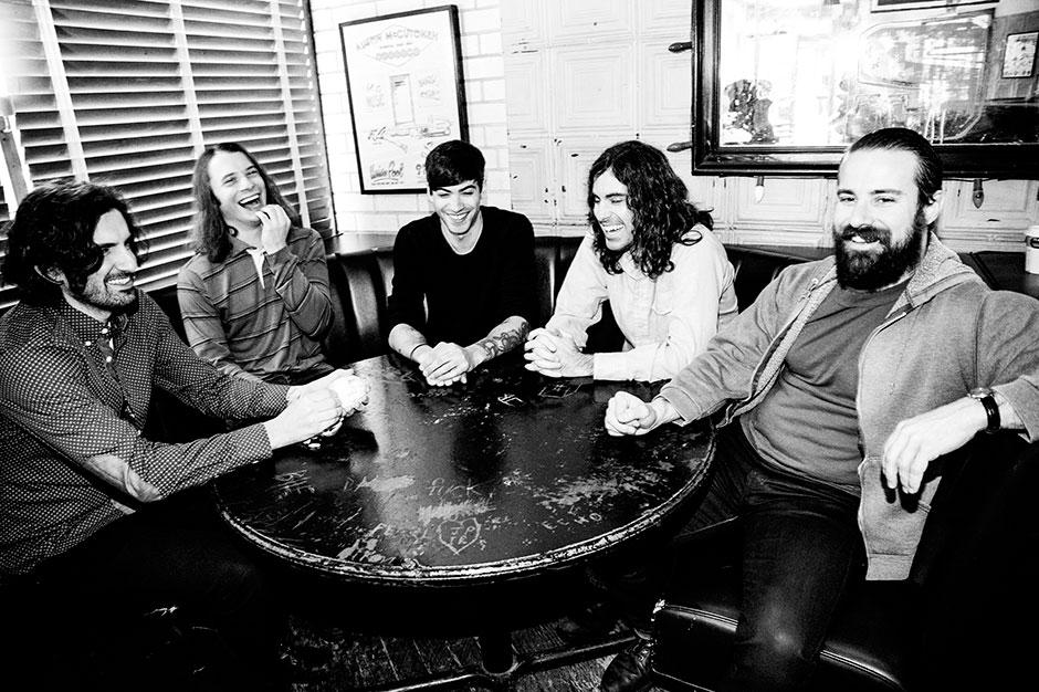 The Men in Brooklyn, February 2014