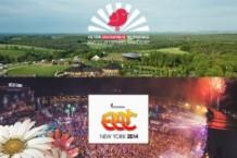 EDC, Mysteryland, Electric Daisy Carnival