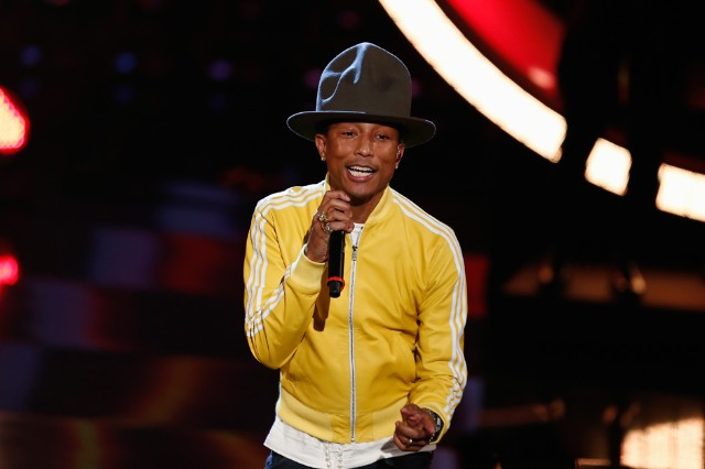 pharrell williams, G I R L, international day of happiness
