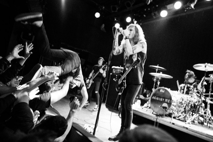 against me!, south by southwest, spin, nokia's mixradio