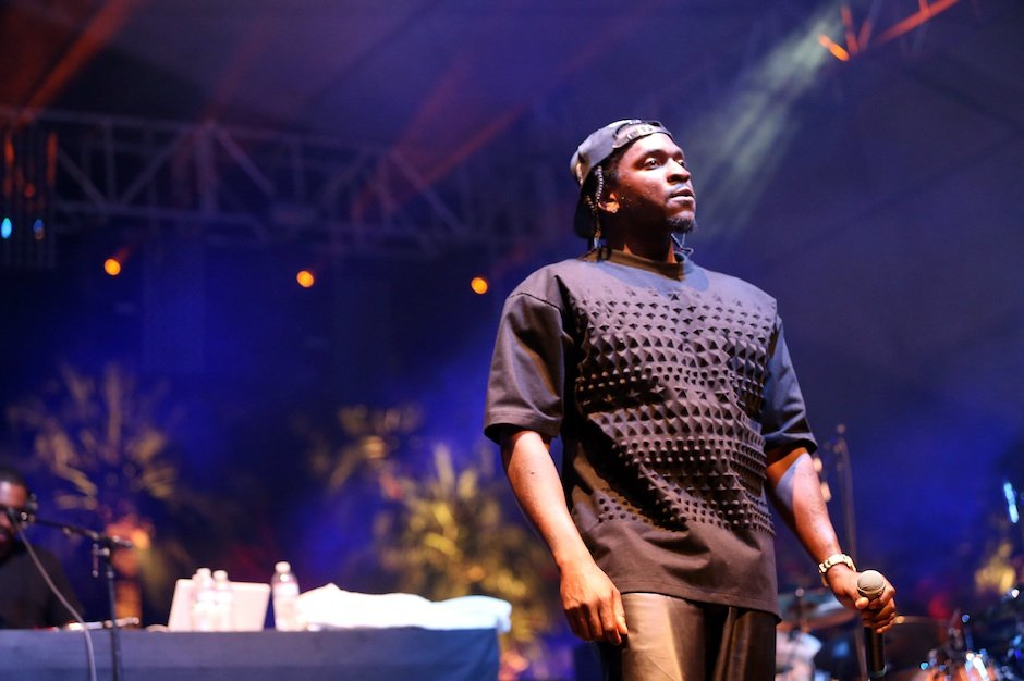 pusha t, house of vans, spin, sxsw 2014